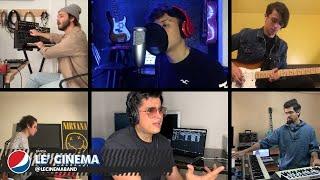 """Lanzamiento """"Nada"""" (sesión en casa) con Juan Miguel y Diego Alé ft. LE' CINEMA"""