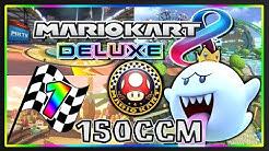 MARIO KART 8 DELUXE Part 1: Pilz-Cup 150ccm Deluxe