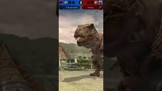 Jurassic World Alive - Battle Arena in Jurassic Ruins #25