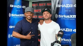 Ryan Phillippe Raps Live on Sway in the Morning + Speaks on Directing Post Malone Videos