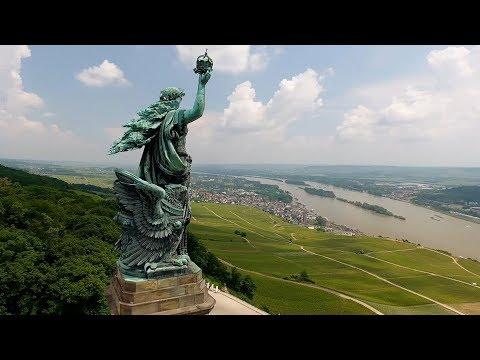 Der Rheingau zwischen