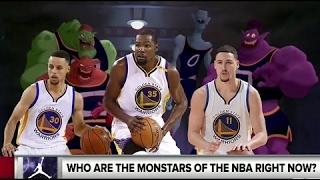 SportsNation - Warriors or Clippers, Rudy Gay, Marcus Smart & Dak Prescott