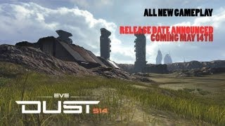 EVEFEST 2013: Dust 514 - All New Gameplay - Release Date Announced