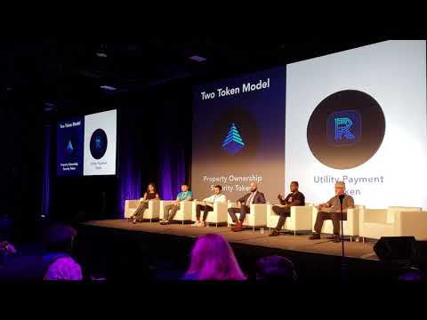 REITIUM Speed Pitch @ Token Fest Boston September 13th 2018