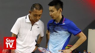 Misbun has moved on just like Chong Wei