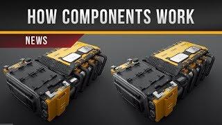 Star Citizen » How Components & Upgrades Work