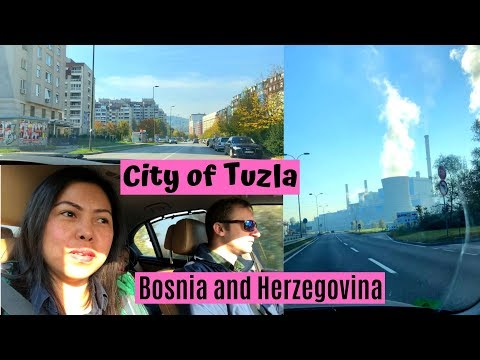 Places to Visit When in Bosnia | Where to Travel in Bosnia | City of Tuzla