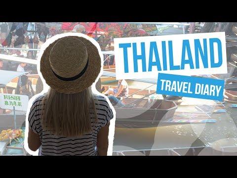 Thailand Travel Diary | Catarina Santiago