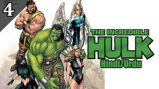World War Hulk: Incredible Hulk | Episode 4 | Hindi/Urdu Explained | Speedtiger