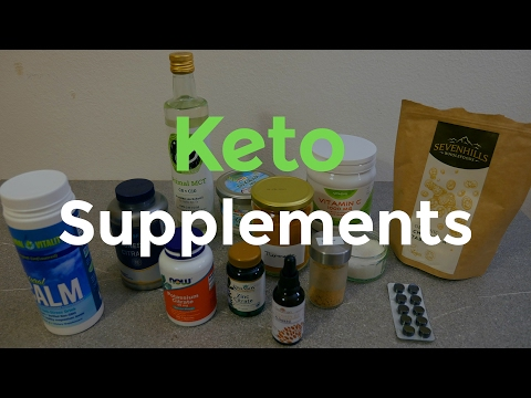 Keto Supplements And Natural Remedies | What Supplements To Take On A Ketogenic Diet