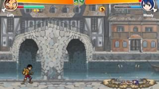 Fairy Tail Vs One Piece 0.8 (Ван Пис против Фейри Тейл 0.8)(, 2015-03-02T08:48:36.000Z)
