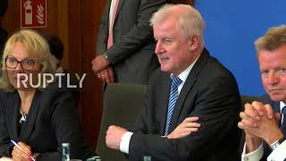 Germany: 69 deportations on my 69th birthday - Seehofer unveils migration plan