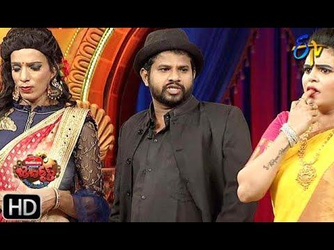 Hyper Aadi, Raising Raju Performance   Jabardasth    4th July 2019   ETV Telugu