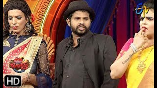 Hyper Aadi, Raising Raju Performance | Jabardasth  | 4th July 2019 | ETV Telugu