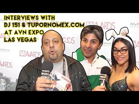 HipHopBling Tv Interviews with Dj 151 & TuPornoMex.com at the AVN EXPO Las Vegas