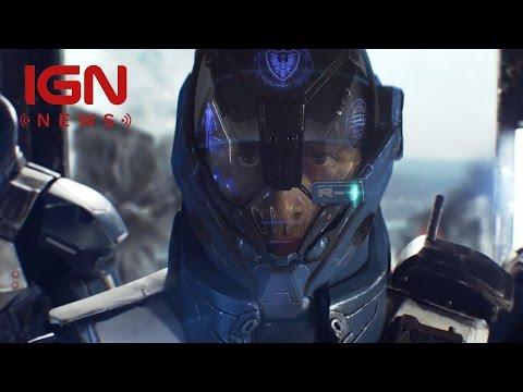 Gears of War Creator Announces New Game Lawbreakers - IGN News