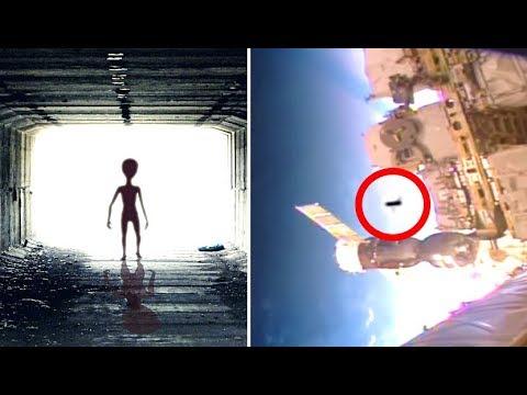 5 UFO Sightings Caught On Camera Above...