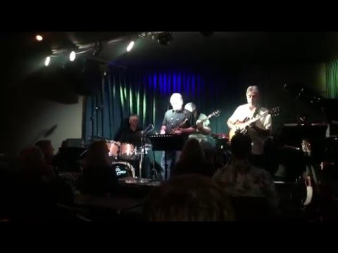 Boss City at Cafe Pink House, Saratoga, CA 04-10-16