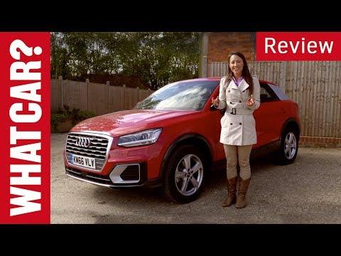 2017 Audi Q2 SUV review - Is Audi