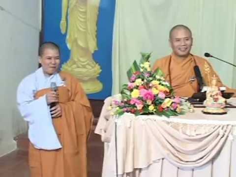 Một Sư Cô Niệm Phật Cảm Ứng Hết Bịnh Ung Thư