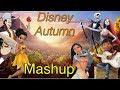 Disney Autumn Mashup