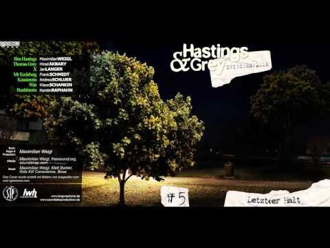 Hastings & Grey - Zwischenfall #5: Letzter Halt [HÖRSPIEL]