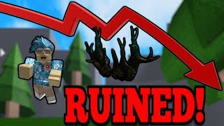 CE GUY 'RUINED' A ROBLOX ITEM!