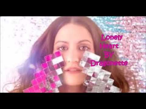 Dragonette - Lonely Heart (Lyrics)