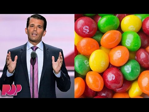 Donald Trump Jr. Compared Syrian Refugees To Skittles