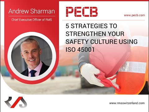 5 Strategies to Strengthen Your Safety Culture Using ISO 45001