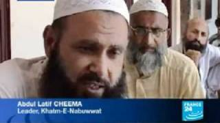 Human Rights Violation & Persecution of Ahmadi-Muslims in Pakistan - France 24 Report
