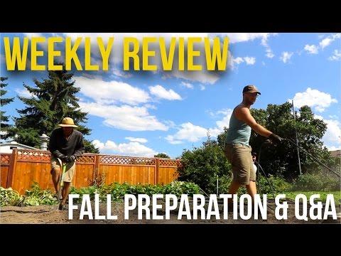 Fall Preparation & Q&A