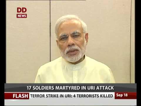 Uri Attack: Manohar Parrikar reviews ground situation