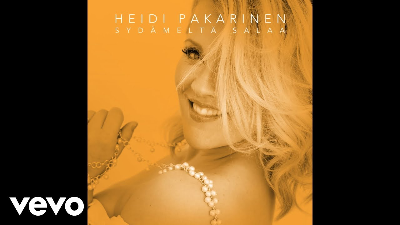 Heidi Pakarinen Youtube