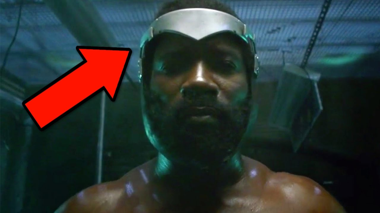 LUKE CAGE Breakdown   All References and Easter Eggs   YouTube