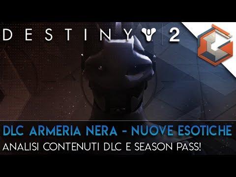 Destiny 2 | DLC ARMERIA NERA | Analisi Trailer, Nuove Esotiche, Contenuti Annual Pass thumbnail