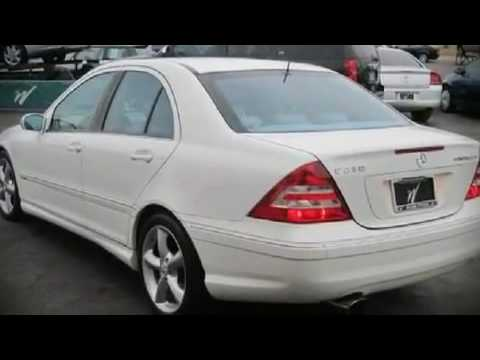 2005 Mercedes Benz C Class C230 Kompressor Sport Sedan In St Louis