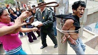 Vigilante Street Justice Videos Go Viral in Peru