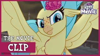 The Battle for Canterlot | My Little Pony: The Movie [Full HD]
