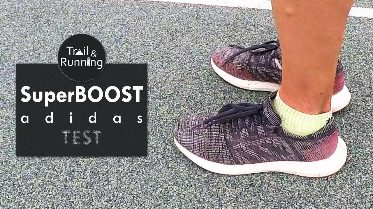 Découverte des running Adidas PureBOOST Go