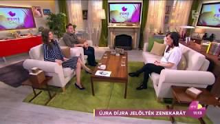 Farkasházi Réka kedvet csinált Gömöri András Máténak egy kisbabához? - tv2.hu/fem3cafe
