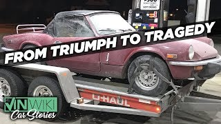 Here's why old British sports cars make the worst first cars