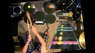 Band Hero - Fat Lip - Expert Drums FC - Hands