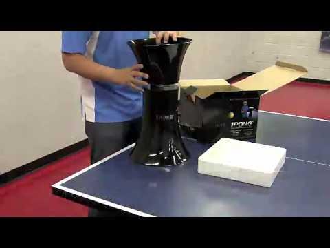 Table Tennis Robot Joola Usa Ipong Training