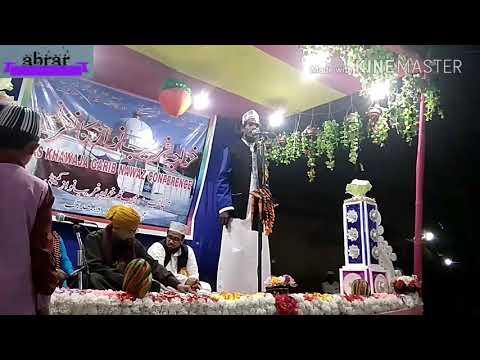 Akhtar raza saifi at bhadrakh,orissa