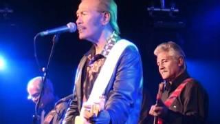 Andy Tielman, laatste concert
