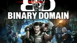 BINARY DOMAIN  En español PS3