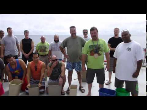 MV Pacific Collector Ice Bucket Challenge