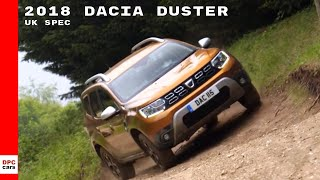 2018 Dacia Duster - UK Spec