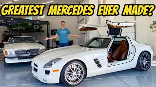 I Bought the Cheapest Mercedes SLS AMG In The USA, And I Feel Guilty About It?